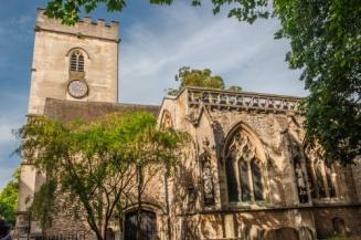 Oxford-St-Mary-Magdalene church