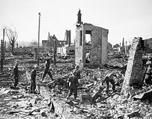 Bodo after bombing